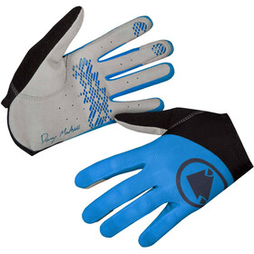 Endura Hummvee Lite Icon Gloves Men, azure blue
